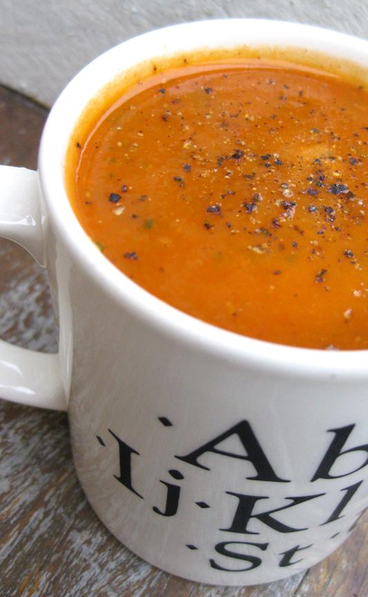 Tomatoecornsoup